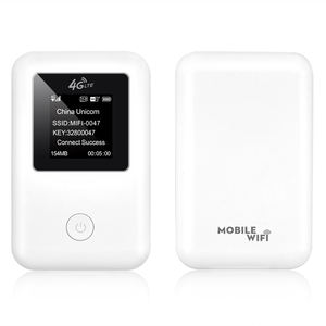 Universale Sbloccato Pocket Wifi Wireless 4G LTE Router Sim