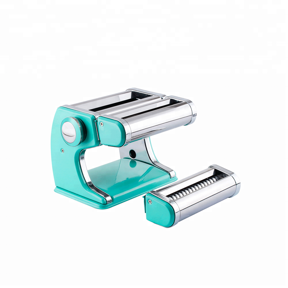 Manual Pasta Extruder with Pasta Roller