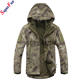 Woodland camouflage turkish military army tactical combat uniform
