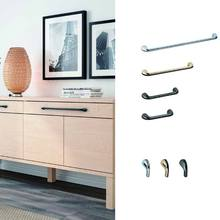 Akada Design Gold Furniture Drawer Handle,Kitchen Cabinet Hardware