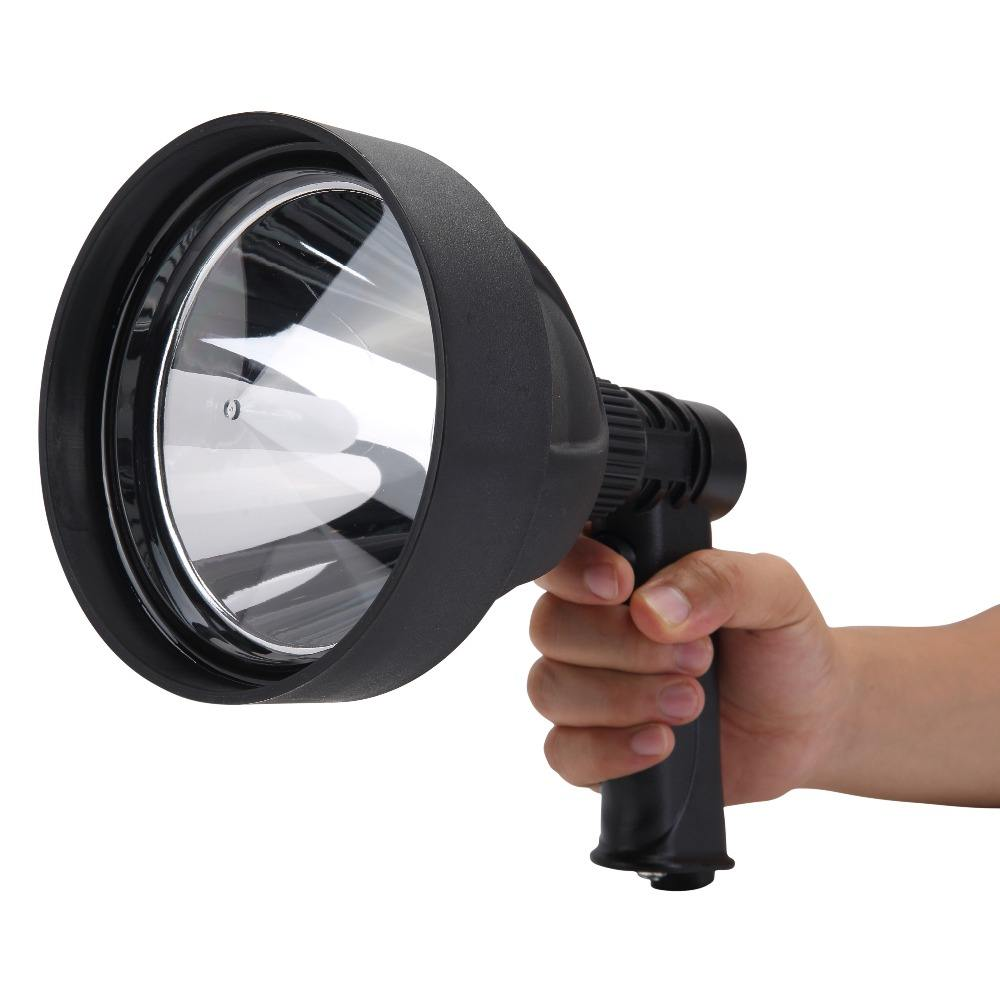 Battery operated handheld outdoor spotlight cree led 10w searchlight NFC140Li-15W