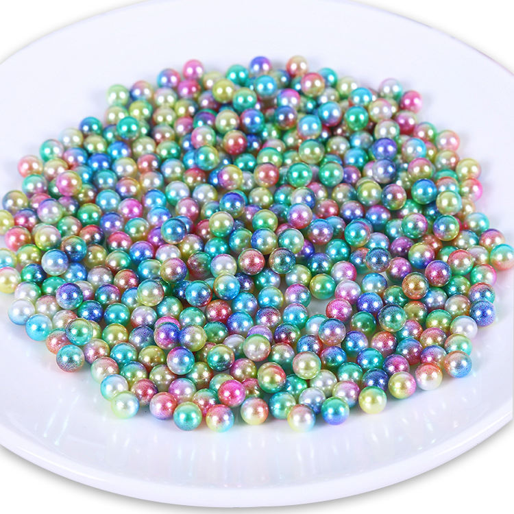 Wholesale Accessories Plastic Beads Slime Supplies DIY Slime Kit with Pearl