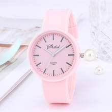 Small fresh harajuku silicone watch fashion trend jelly female students watch wholesale