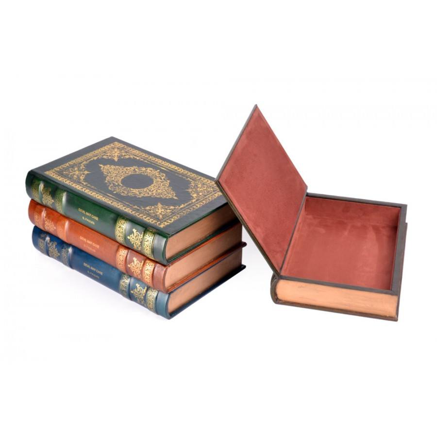 Book shaped gift packaging box/decorative book shaped cardboard gift display box