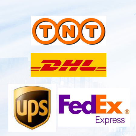 DHL EMS TNT Global Express Kurier Spedition Internationalen Tracking zu Europa/USA/UK/Indien/Mid-osten/Australien/Pakistan