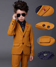 Children Formal Kid Prom Suits boys Suits blazer for boys Wedding Boys Slim Blazer