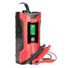 12V 2A/4A Intelligent automatic Car Battery Charger Voltage Rechargeable Battery Power Charger