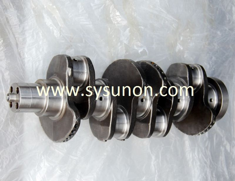 QSB4.5 Marine Diesel Engine Crankshaft for small machine 3939367