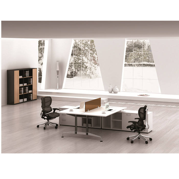 New Fashional Office Desk Work Group Double Sided Office Desk