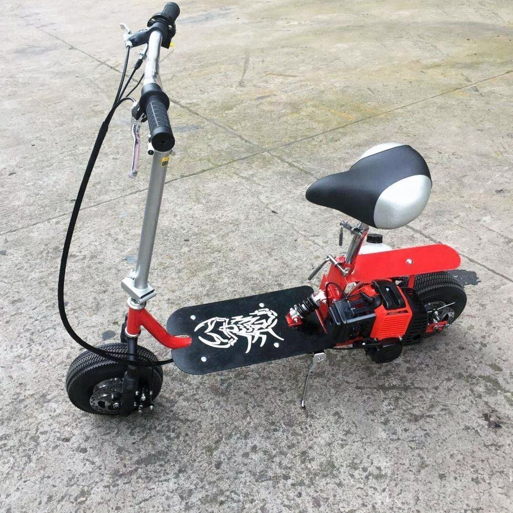 Cheap Mini Folding Gas Scooter 49cc