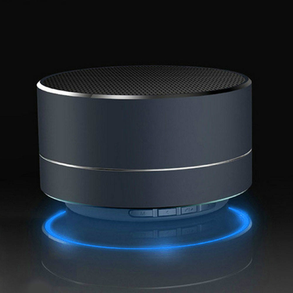 2019 Goedkope Mobiele Telefoon Accessoire Draagbare Mini Smart Speaker Led Bluetooth Speaker Wireless Music Speaker Met Tf Card