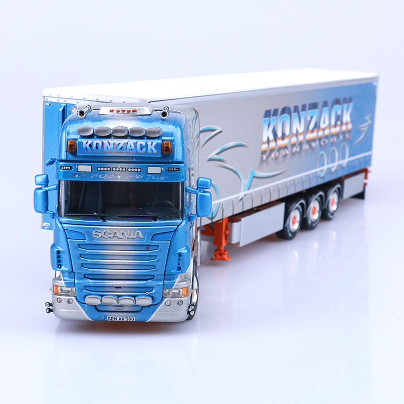 scania model truck truck model 1 24 metal vehicle top quality wholesale