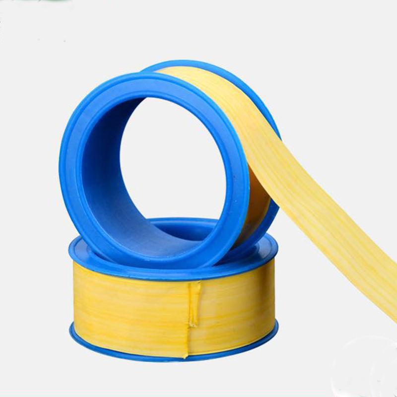 PTFE hilo cinta de teflón sello buena calidad para agua gas oil pipe