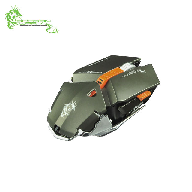 Ergonomic Design 9 buttons Gaming Mouse