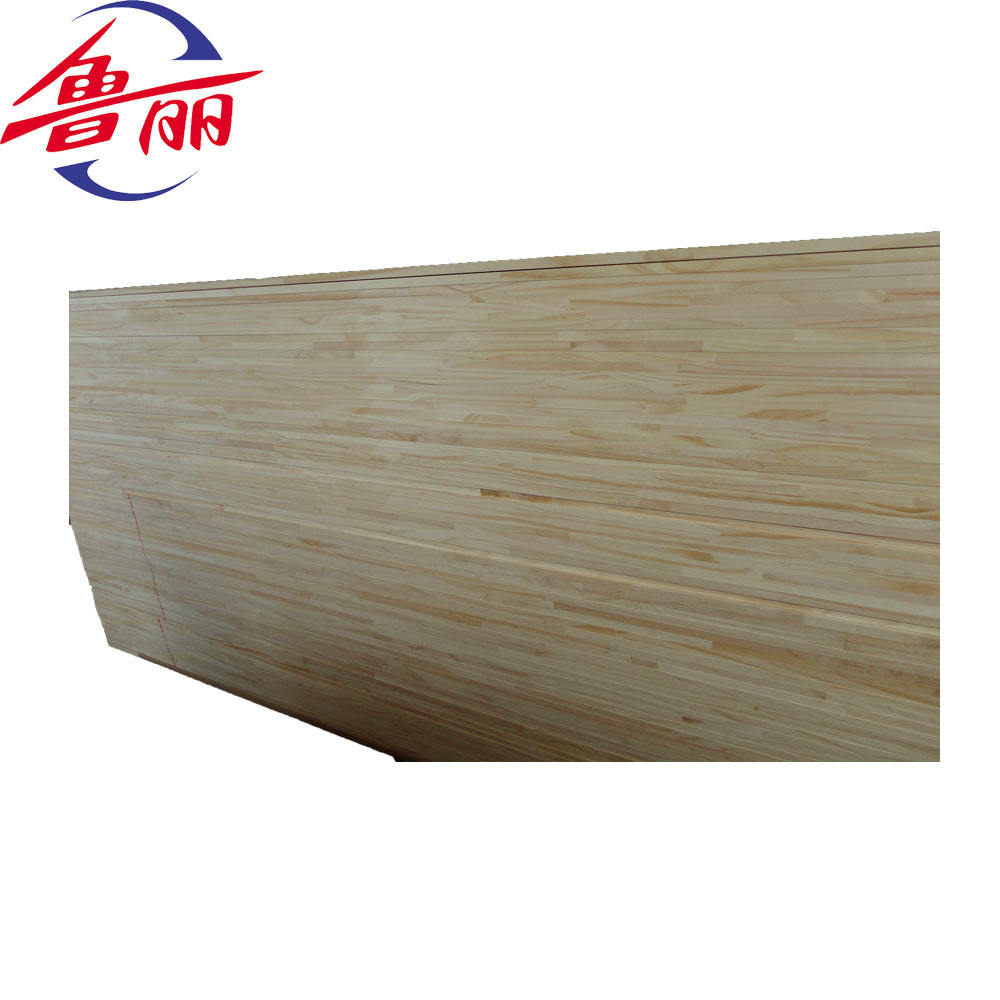 New Zealand radiata pine finger joint laminated board for door