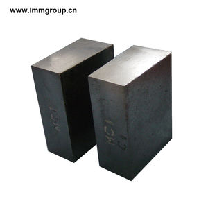 good quality steel ladle refractory brick mgo-c price