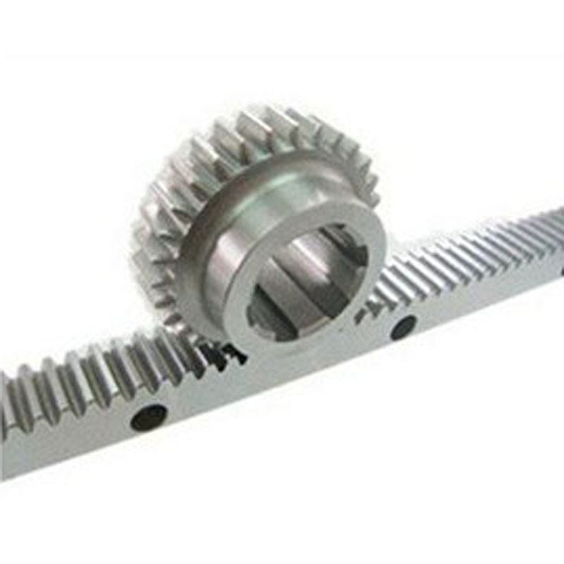 CNC Straight/Helical Gear Racks And Pinion Gear