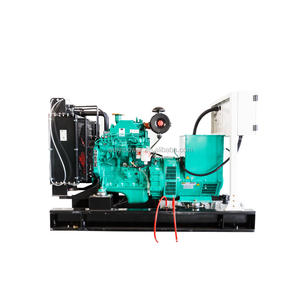 cheapest diesel generator 50kva with the Cummins diesel engine