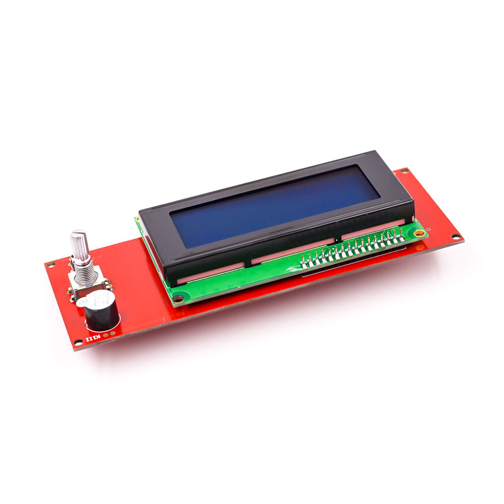 3D reprap lcd module reprapdiscount smart controller LCD 2004 display compatible Ramps1.4 LCD Panel Good Durability / stability