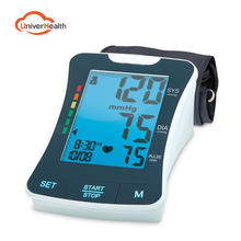 Digital Upper Arm Blood Pressure Pulse Monitor Health Care Tonometer Meter Sphygmomanometer Portable Blood with CE