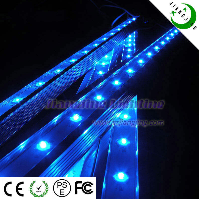 4ft 36*1 W Waterdichte 12 V Blauw <span class=keywords><strong>Aquarium</strong></span> LED Verlichting Marine