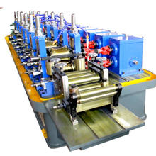 Round/square pipe mill, roll forming and high frequency welding welded pipe roll forming machine