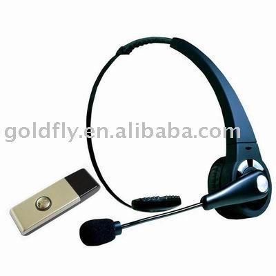Bluetooth Headset For VoIP, Office Bluetooth Kits (GF-BTK-003) (bluetooth earphone/bluetooth headset/bluetooth headphone)