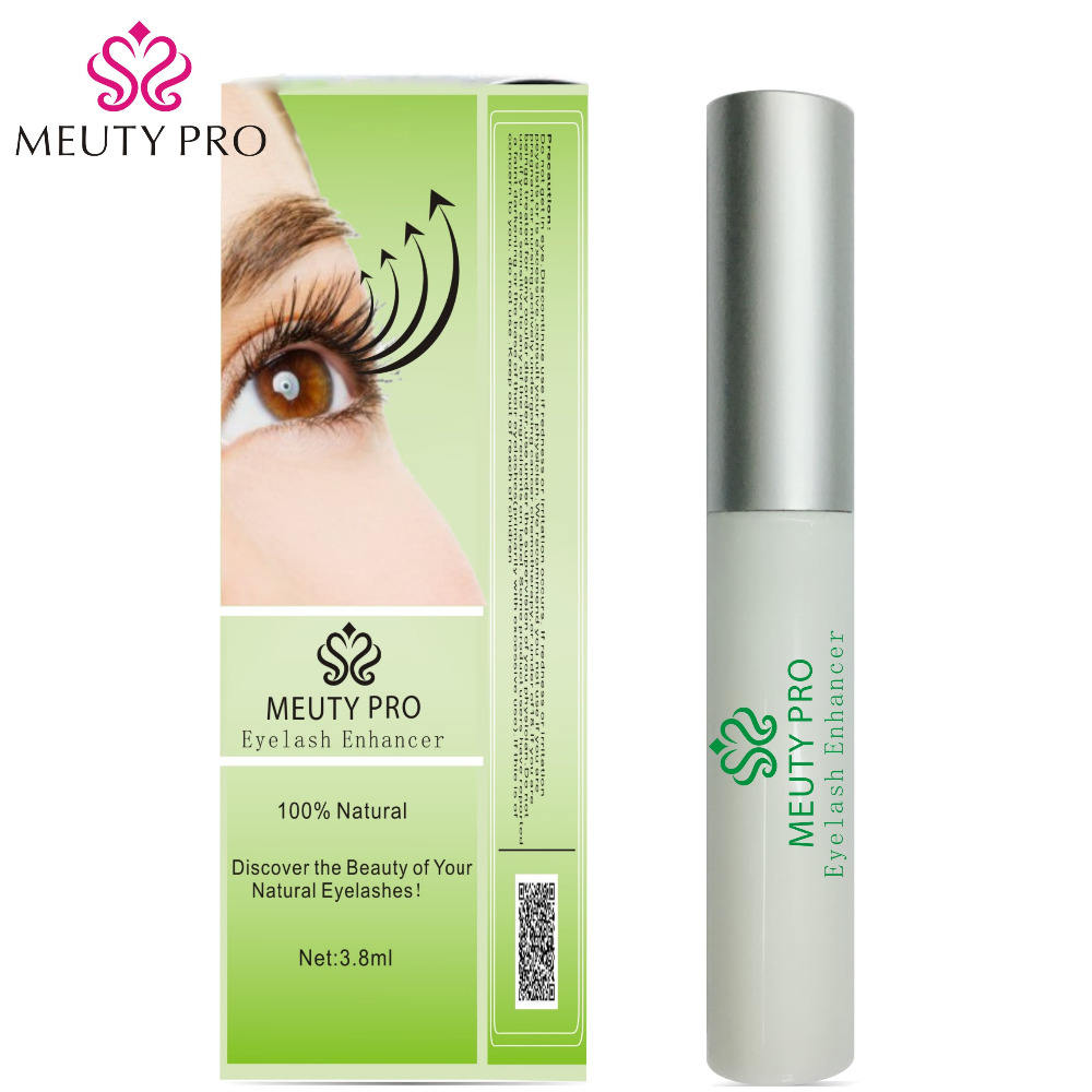 Meuty Pro Eyelash Enhancer Serum Eyelash Growth Serum Treatment Natural Herbal Medicine Eye Lashes Mascara Lengthening Longer