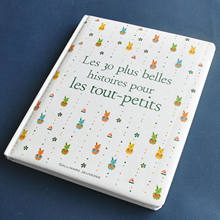 Printed child story books with hardcover foams
