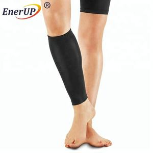 sports support compression leg sleeve calf protector