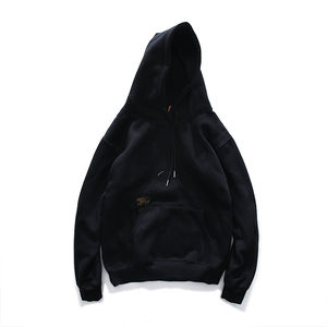 blank thick heavyweight cotton hoodies wholesale