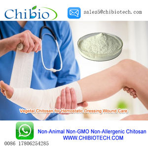 Pure Mushroom Chitosan Hydrochloride for Cosmetics