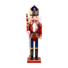 Home decor wooden christmas soldier nutcracker christmas gift
