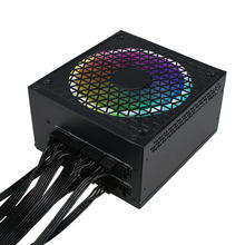 OEM 650W  750w  850W RGB ATX 80plus Power Supply Pc Bronzed modular PSU switching /gaming  power supply