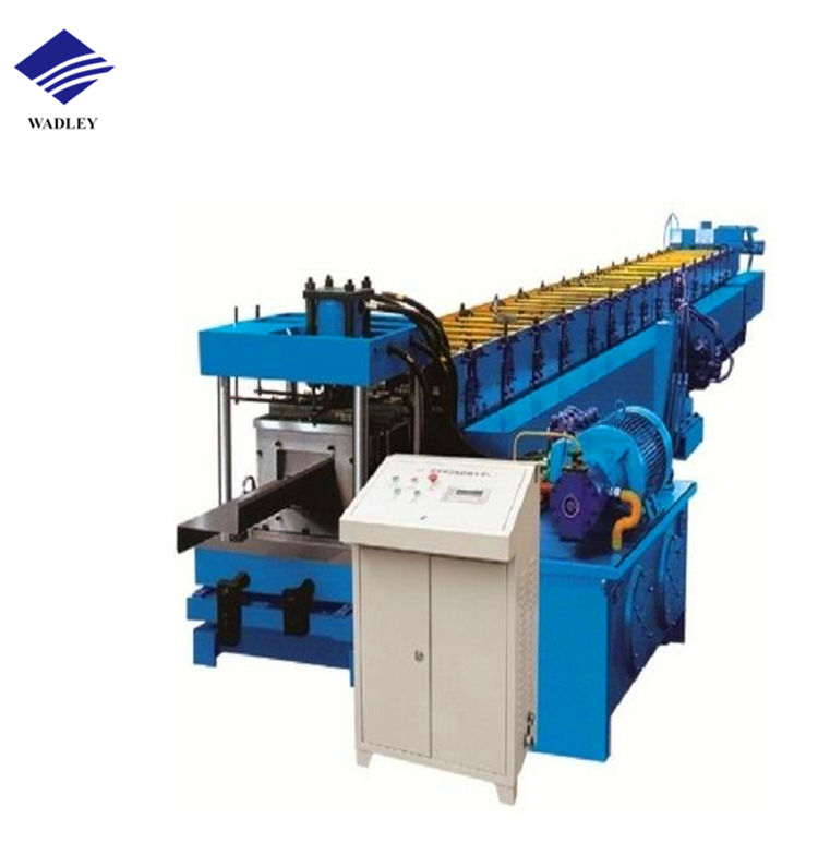 C Z U Channel Purlin Roll Forming Machine for Building Material Machinery
