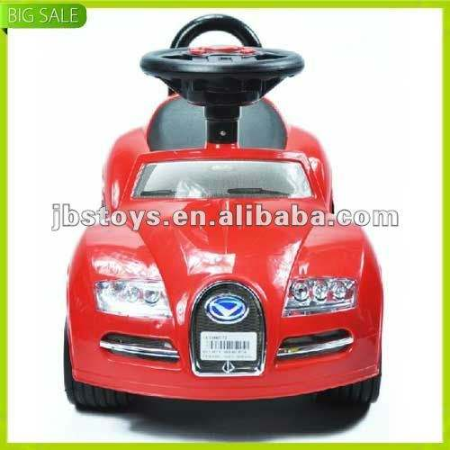 Good Sale Huada 3667 Plastic Musical Baby Ride on Car Toy