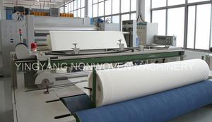 FILTER FELT NEEDLE PUNCHING PRODUCTION LINE