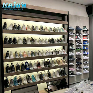 New products ladies garment shop interior design clothing store furniture design