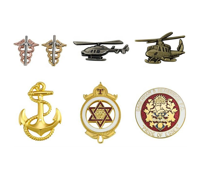 Army Badge 3D Badge China Badge Maker