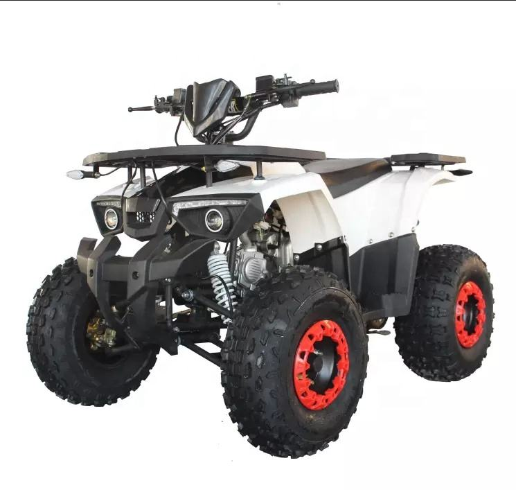 2019 new model hummer kingkong style 50 cc 125cc 110cc automatic reverse EPA CE electric farm atv quad bikes