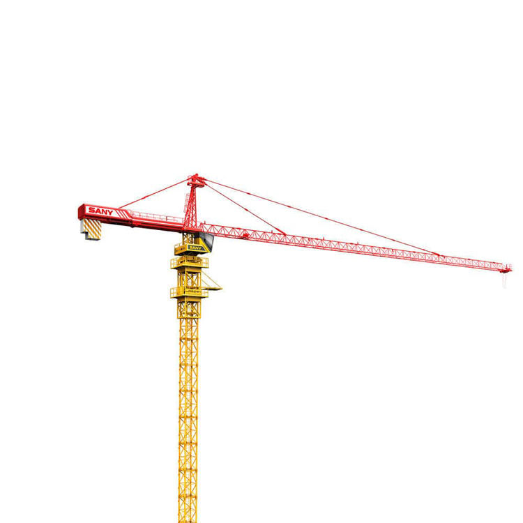Sany 8ton Tower Crane Sany SYT125E Construction Lifting Crane