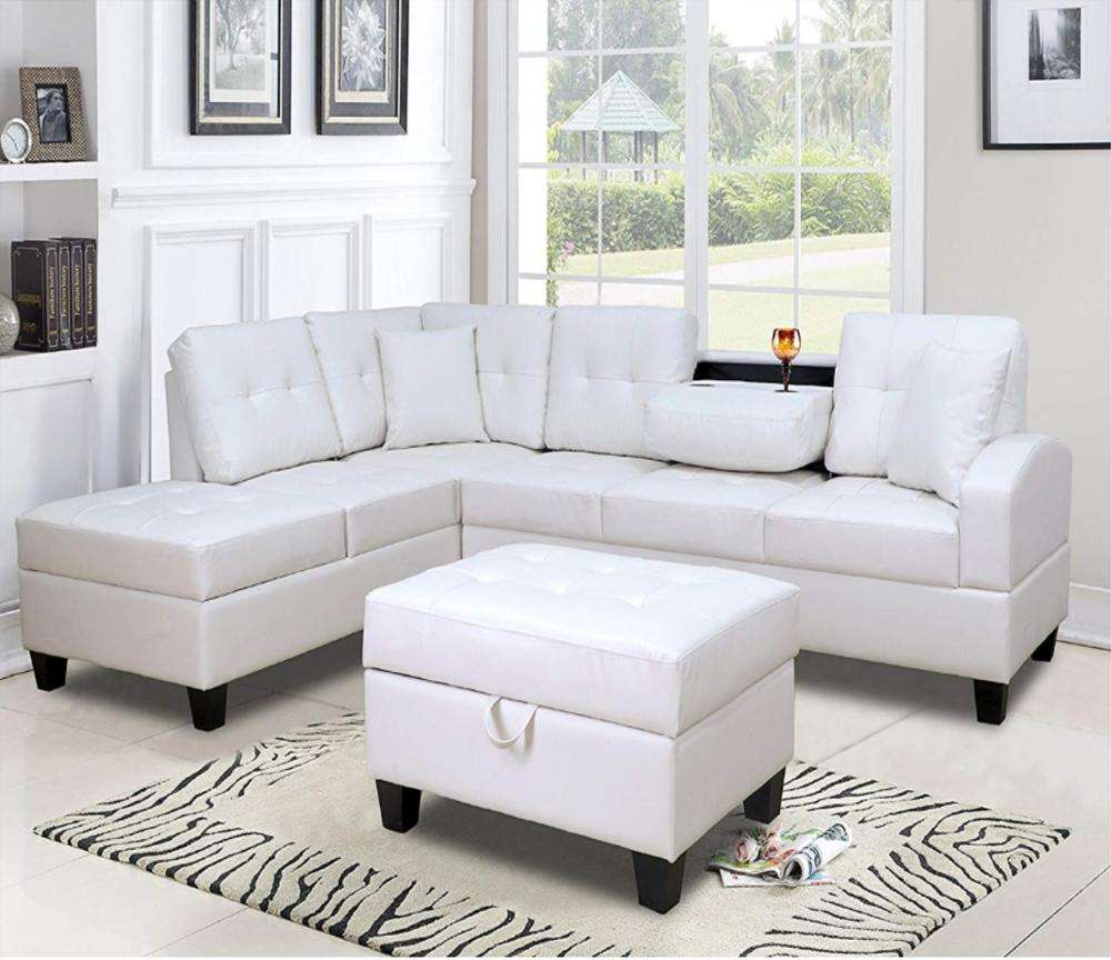 Chinese foshan modern large 3 2 1 lounge furniture full grain leather sofa set