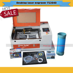 CO2 Laser Engraver Cutting Machine with CE laser engraving