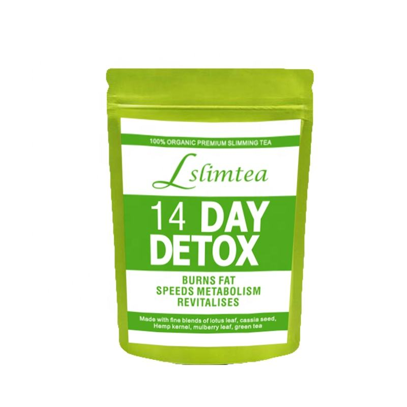 Natural Herbal 14 Day Private Label Detox Tea Weight Loss Flat Tummy Tea