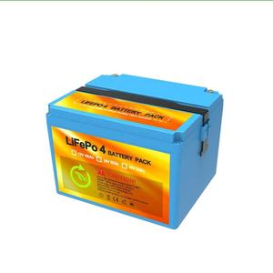 Tiefe Zyklus Power Lifepo4 12 V 100ah Lithium-Batterie packs für RV/Solar System/Yacht/Golf auto