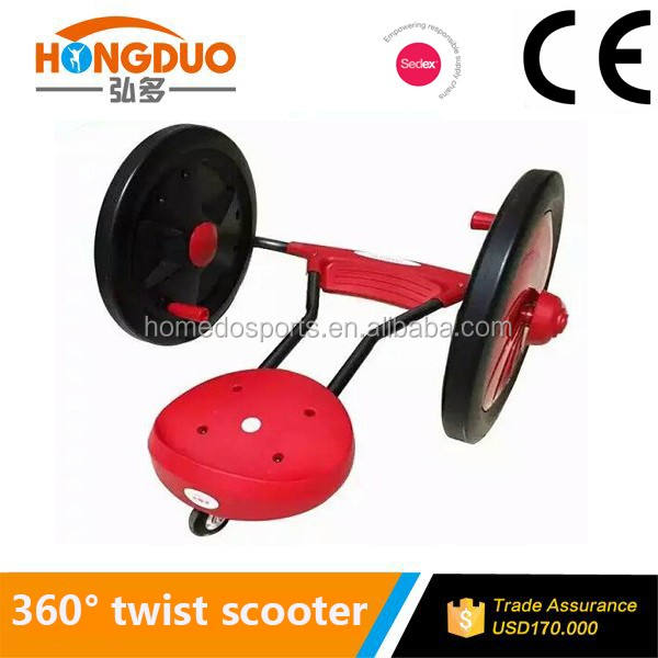 best seller 3 wheels ezy roller 360 twist scooter with CE