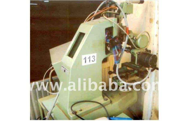 Electronic Faceting Machine