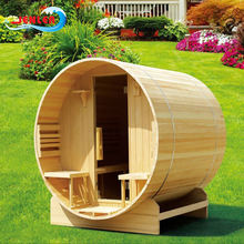 Barrel sauna cedar, bath sauna