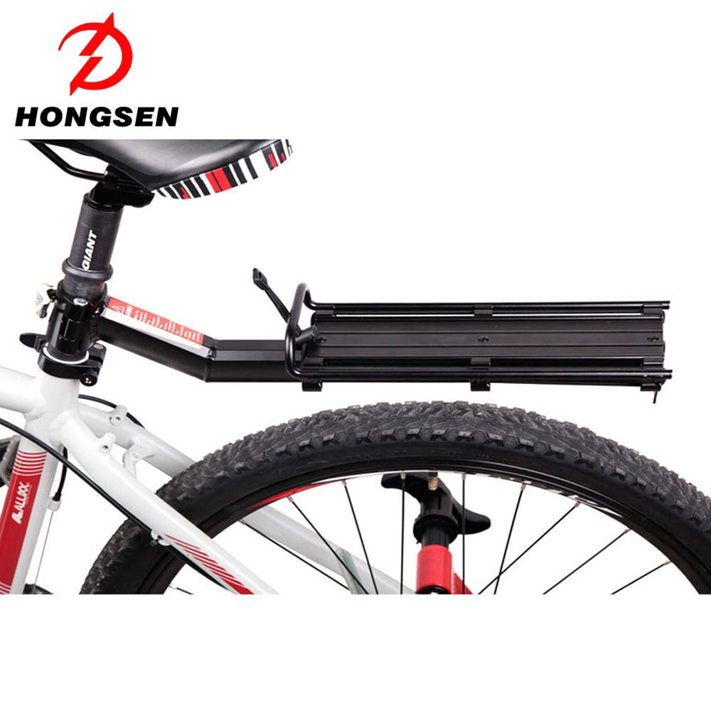 High quality mountain bike rear carrier front bicycle rack for sale
