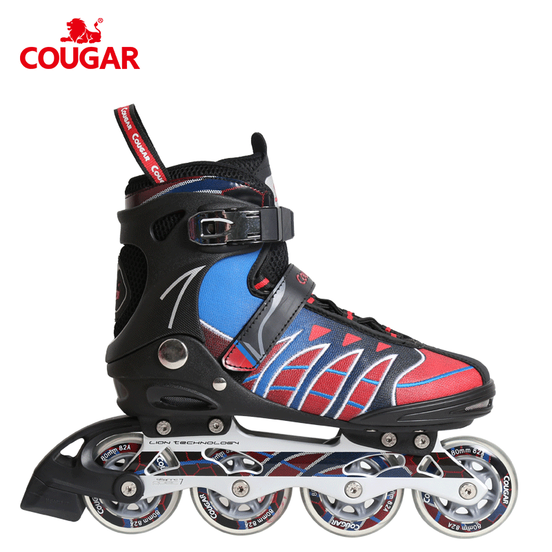Sales promotion high quality 80mm wheels fitness adults inline skate
